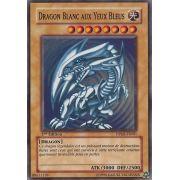 DPKB-FR001 Dragon Blanc aux Yeux Bleus Super Rare