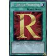 RYMP-FR025 R - Justice Vertueuse Secret Rare