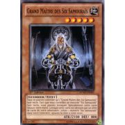 RYMP-FR087 Grand Maître des Six Samouraïs Commune