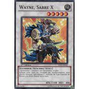 5DS3-FR042 Wayne, Sabre X Super Rare