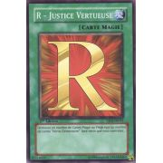 YSDJ-FR031 R - Justice vertueuse Commune