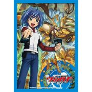 Protèges cartes Cardfight Vanguard Vol.33 Slash of Silver Wolf