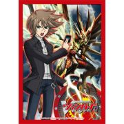 Protèges cartes Cardfight Vanguard Vol.34 Resonance of Thunder Dragon