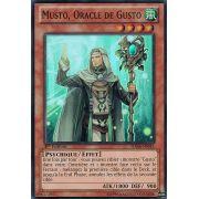 HA06-FR045 Musto, Oracle de Gusto Super Rare