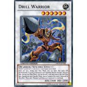 DREV-ENSE1 Drill Warrior Super Rare
