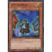 DREV-EN005 A/D Changer Commune