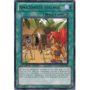 DREV-EN053 Amazoness Village Rare
