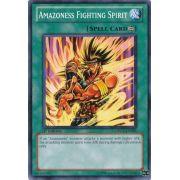 DREV-EN054 Amazoness Fighting Spirit Commune