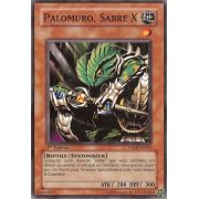 TSHD-FR093 Palomuro, Sabre X Commune