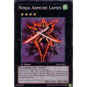 ORCS-FR041 Ninja Armure Lames Super Rare