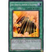 ORCS-FR051 Art Ninjitsu Armure d'Alchimie Super Rare