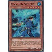 REDU-FR083 Ninja Dragon Bleu Super Rare