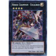 CT09-EN002 Heroic Champion - Excalibur Secret Rare