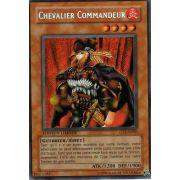 CT1-FR003 Chevalier Commandeur Secret Rare