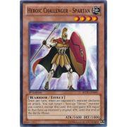 REDU-EN005 Heroic Challenger - Spartan Commune