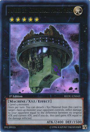 REDU-EN043 Number 33: Chronomaly Machu Mech Ultra Rare