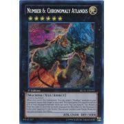 REDU-EN092 Number 6: Chronomaly Atlandis Secret Rare