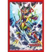 Protèges cartes Cardfight Vanguard Vol.37 Dragonic Kaiser Vermillion