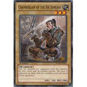 SDWA-EN001 Chamberlain of the Six Samurai Commune