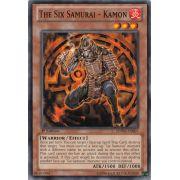 SDWA-EN007 The Six Samurai - Kamon Commune