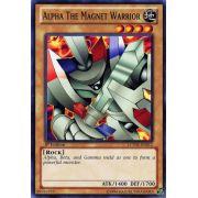 LCYW-EN012 Alpha The Magnet Warrior Commune