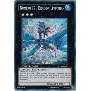 CT08-FR001 Numéro 17 : Dragon Léviathan Secret Rare