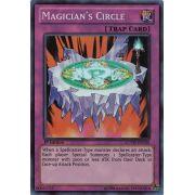 LCYW-EN100 Magician's Circle Super Rare