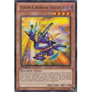 LCYW-EN109 Toon Cannon Soldier Rare