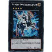 CT08-FR004 Numéro 10 : Illumiknight Secret Rare