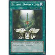 LCYW-EN136 Butterfly Dagger - Elma Commune