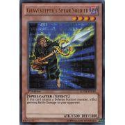 LCYW-EN185 Gravekeeper's Spear Soldier Ultra Rare