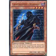 LCYW-EN189 Gravekeeper's Assailant Ultra Rare