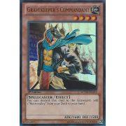 LCYW-EN191 Gravekeeper's Commandant Ultra Rare