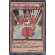 LCYW-FR167 Commandant Covington Secret Rare