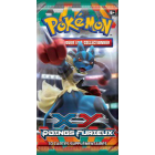 Booster Pokémon XY 3 Poings Furieux