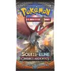 Booster Pokémon SL03 Soleil et Lune 3 Ombres Ardentes