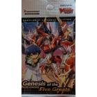 Genesis of the Five Greats (D-BT01)