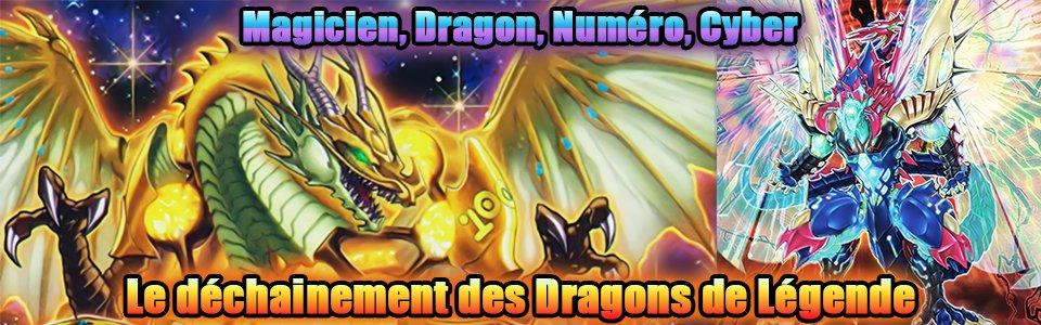 Les Dragons de Légende Déchainés (DRL3)