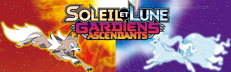 Booster Pokémon SL02 Soleil et Lune 2 Gardiens Ascendants