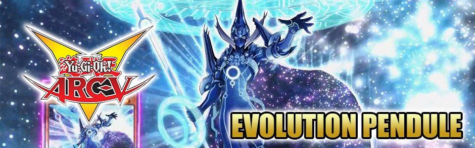 Evolution Pendule (PEVO)