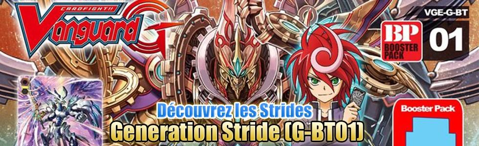 Generation Stride (G-BT01)