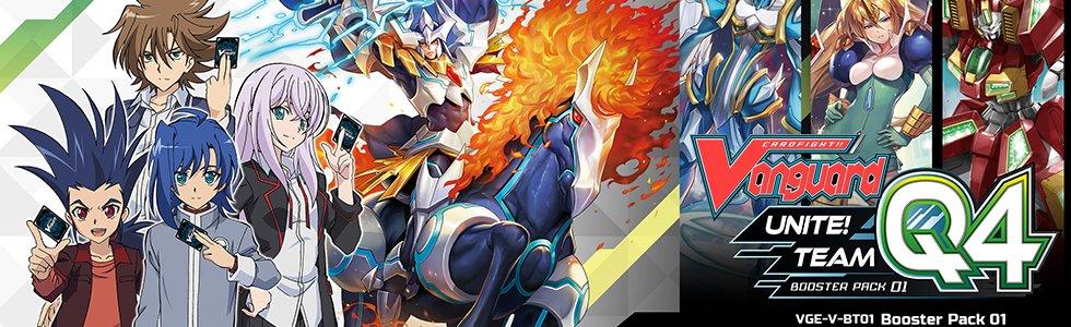 Unite! Team Q4 (V-BT01)