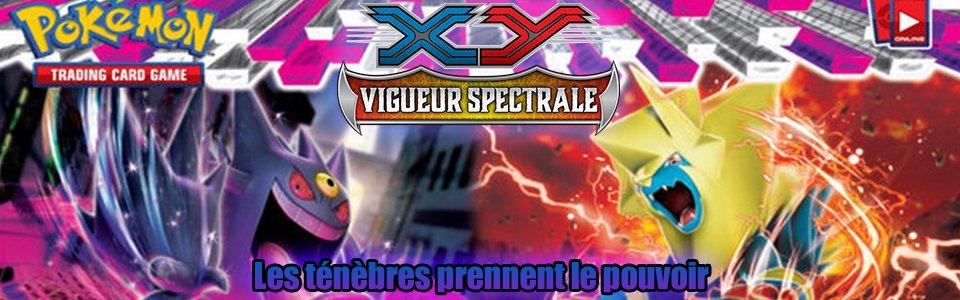 Booster Pokémon XY 4 Vigueur Spectrale