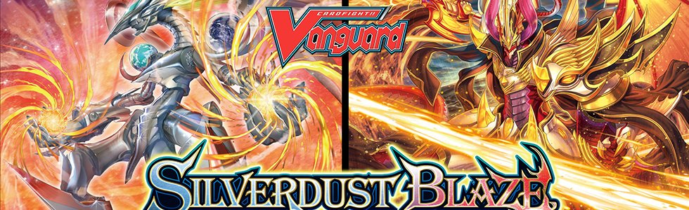 Silverdust Blaze (V-BT08)