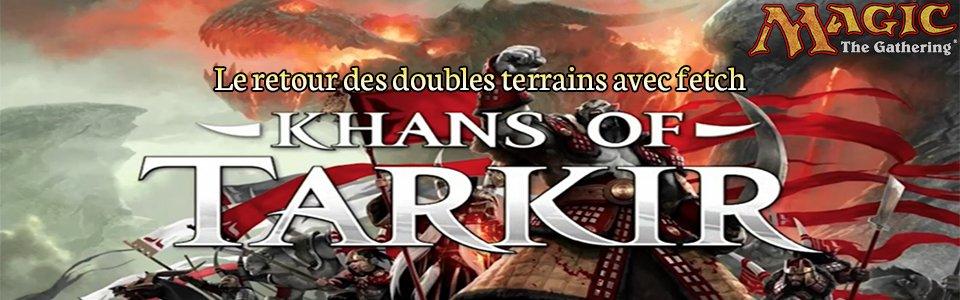Booster Khans of Tarkir (KTK)