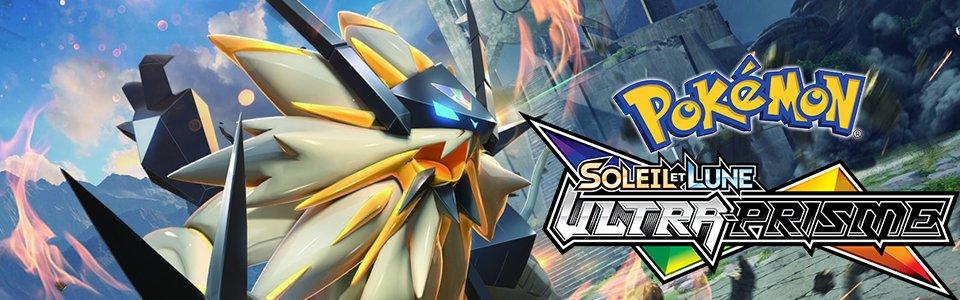 Booster Pokémon SL05 Soleil et Lune 5 Ultra Prisme